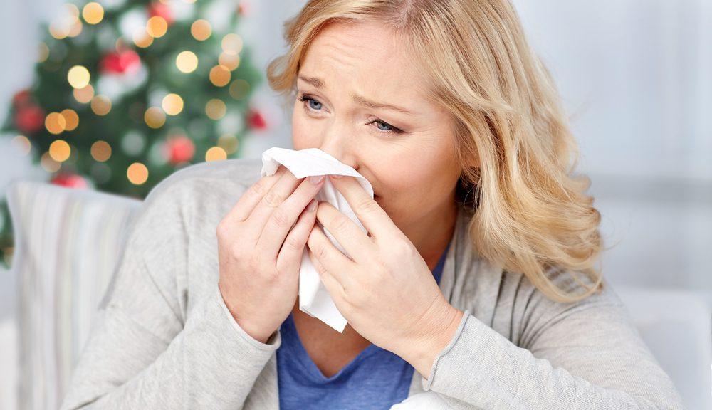 ammalarsi a Natale